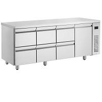 Ψυγείο με 3 διπλά συρτάρια χωρίς μηχανή